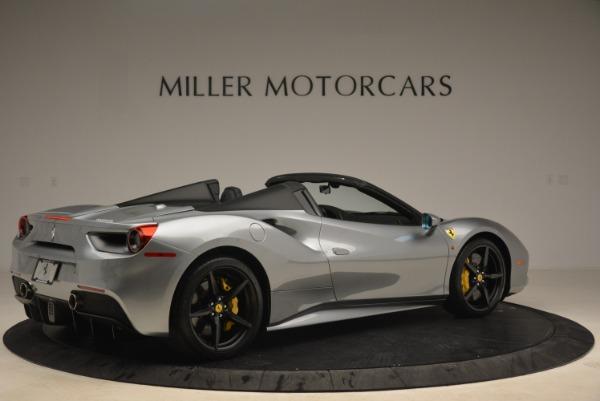 Used 2018 Ferrari 488 Spider for sale $274,900 at Alfa Romeo of Westport in Westport CT 06880 8