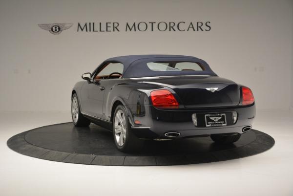 Used 2008 Bentley Continental GTC GT for sale Sold at Alfa Romeo of Westport in Westport CT 06880 15