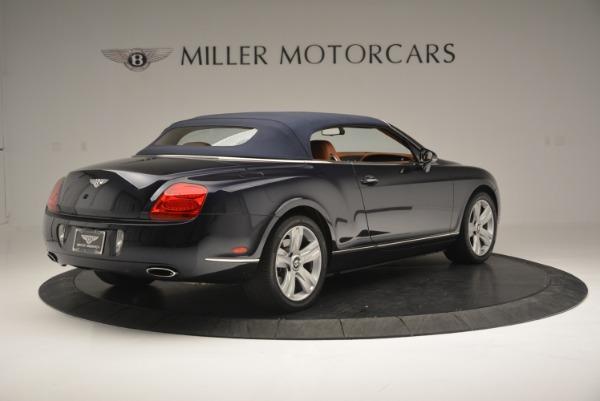 Used 2008 Bentley Continental GTC GT for sale Sold at Alfa Romeo of Westport in Westport CT 06880 18