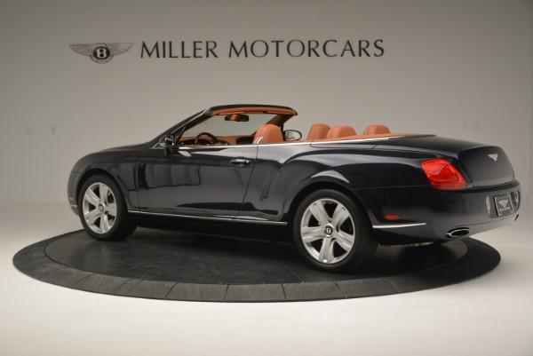 Used 2008 Bentley Continental GTC GT for sale Sold at Alfa Romeo of Westport in Westport CT 06880 3