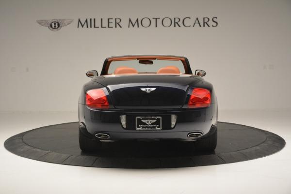 Used 2008 Bentley Continental GTC GT for sale Sold at Alfa Romeo of Westport in Westport CT 06880 4