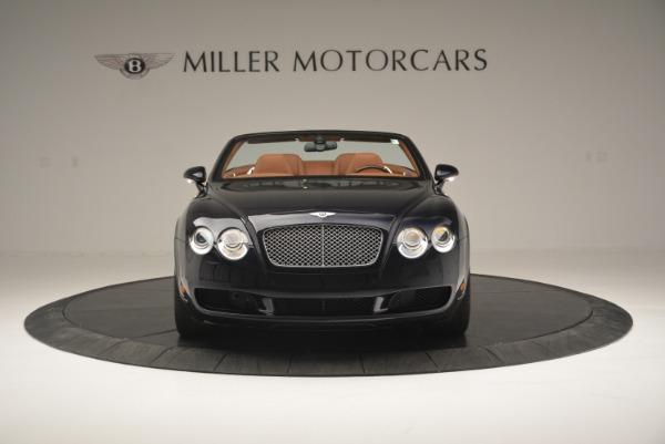 Used 2008 Bentley Continental GTC GT for sale Sold at Alfa Romeo of Westport in Westport CT 06880 8