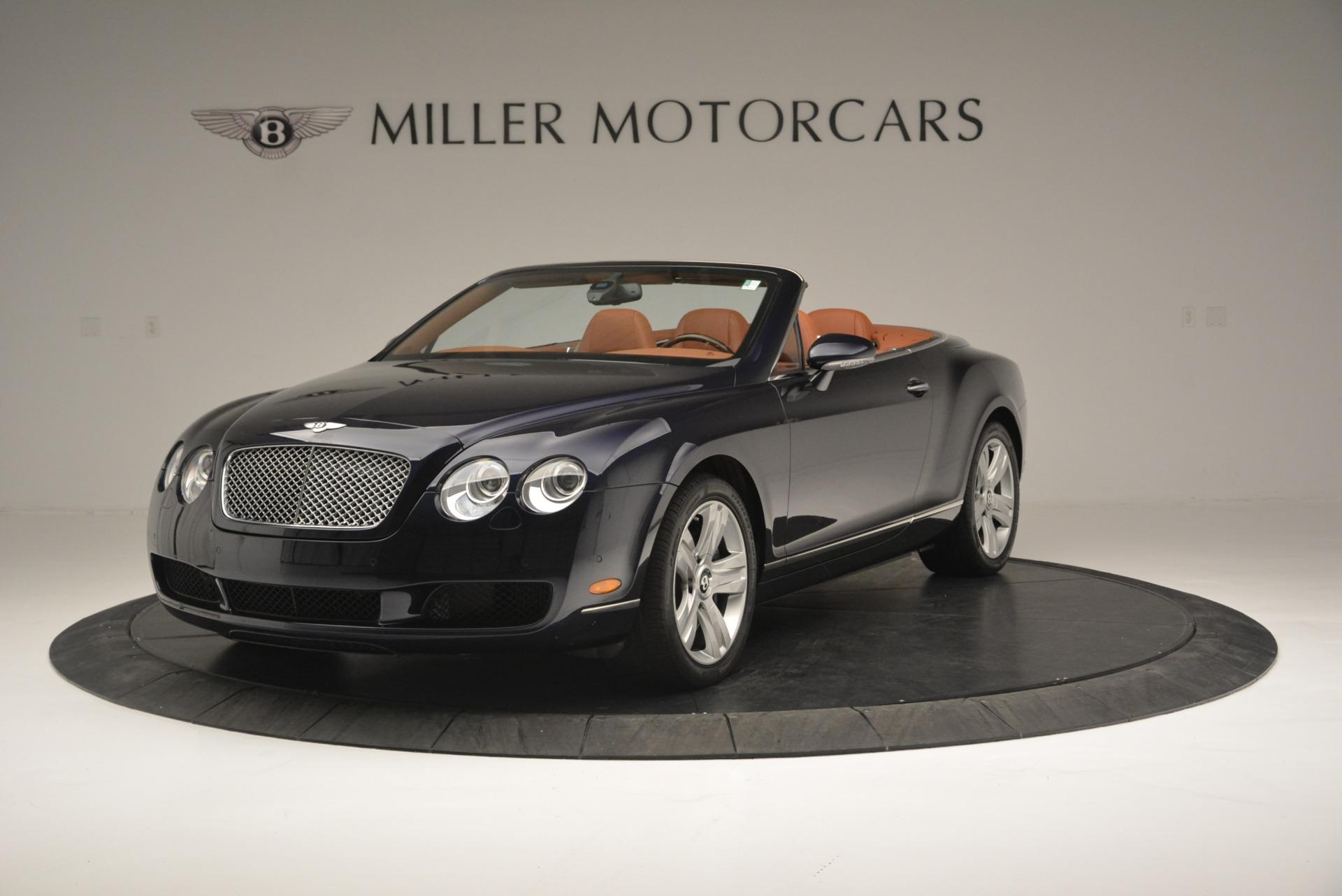 Used 2008 Bentley Continental GTC GT for sale Sold at Alfa Romeo of Westport in Westport CT 06880 1