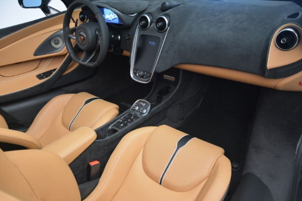 Used 2018 McLaren 570S Spider for sale Sold at Alfa Romeo of Westport in Westport CT 06880 25