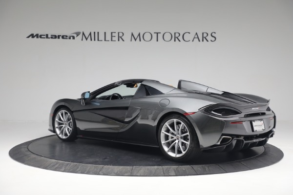 Used 2018 McLaren 570S Spider for sale Sold at Alfa Romeo of Westport in Westport CT 06880 4