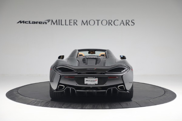 Used 2018 McLaren 570S Spider for sale Sold at Alfa Romeo of Westport in Westport CT 06880 6
