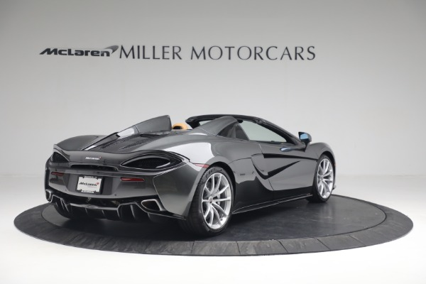 Used 2018 McLaren 570S Spider for sale Sold at Alfa Romeo of Westport in Westport CT 06880 7