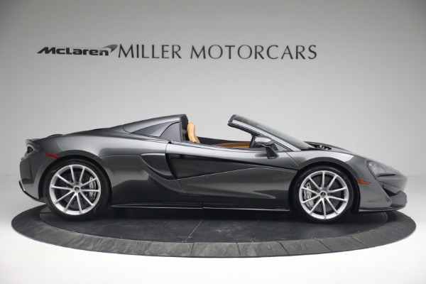 Used 2018 McLaren 570S Spider for sale Sold at Alfa Romeo of Westport in Westport CT 06880 9
