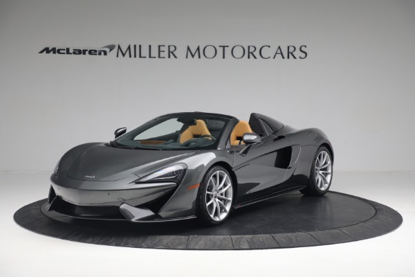 Used 2018 McLaren 570S Spider for sale Sold at Alfa Romeo of Westport in Westport CT 06880 1
