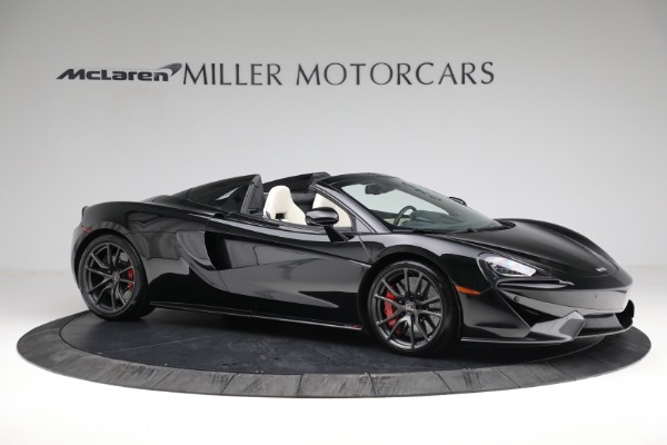 New 2018 McLaren 570S Spider for sale Sold at Alfa Romeo of Westport in Westport CT 06880 10