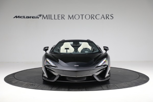 New 2018 McLaren 570S Spider for sale Sold at Alfa Romeo of Westport in Westport CT 06880 12