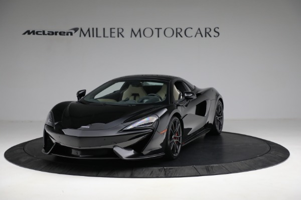 New 2018 McLaren 570S Spider for sale Sold at Alfa Romeo of Westport in Westport CT 06880 13