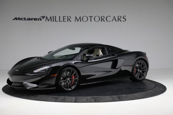 New 2018 McLaren 570S Spider for sale Sold at Alfa Romeo of Westport in Westport CT 06880 14