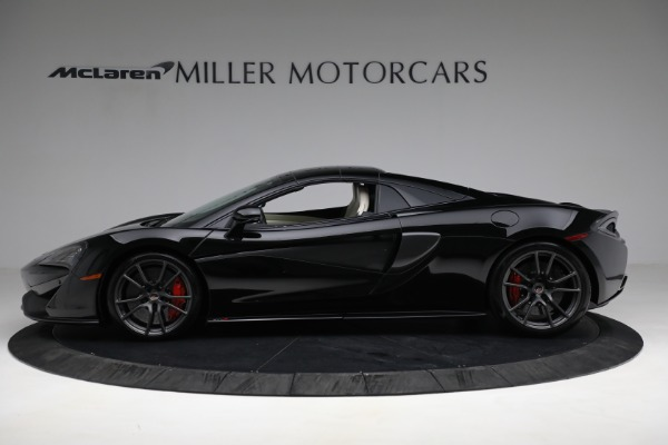New 2018 McLaren 570S Spider for sale Sold at Alfa Romeo of Westport in Westport CT 06880 15