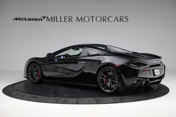 New 2018 McLaren 570S Spider for sale Sold at Alfa Romeo of Westport in Westport CT 06880 16