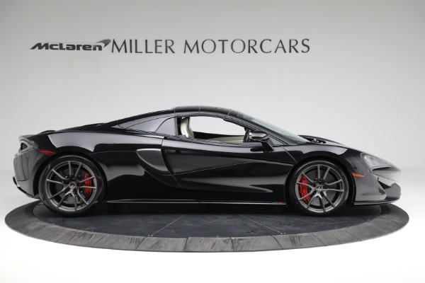 New 2018 McLaren 570S Spider for sale Sold at Alfa Romeo of Westport in Westport CT 06880 17