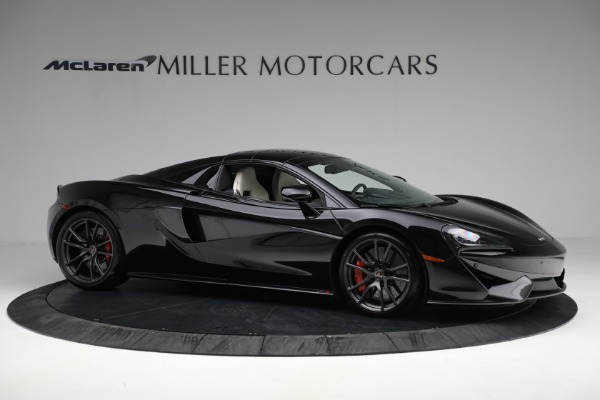 New 2018 McLaren 570S Spider for sale Sold at Alfa Romeo of Westport in Westport CT 06880 18