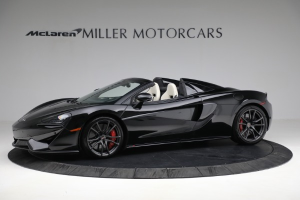 New 2018 McLaren 570S Spider for sale Sold at Alfa Romeo of Westport in Westport CT 06880 2