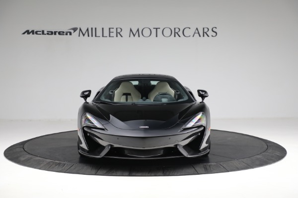 New 2018 McLaren 570S Spider for sale Sold at Alfa Romeo of Westport in Westport CT 06880 20