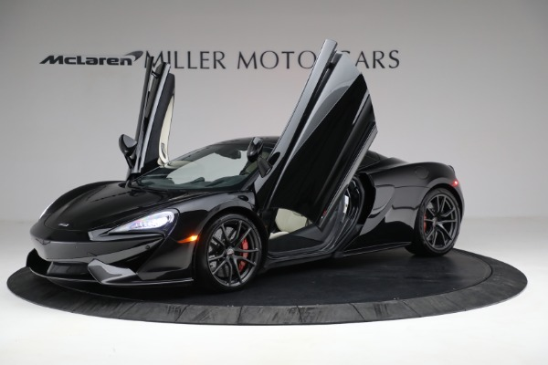 New 2018 McLaren 570S Spider for sale Sold at Alfa Romeo of Westport in Westport CT 06880 22