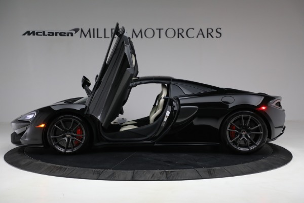 New 2018 McLaren 570S Spider for sale Sold at Alfa Romeo of Westport in Westport CT 06880 23