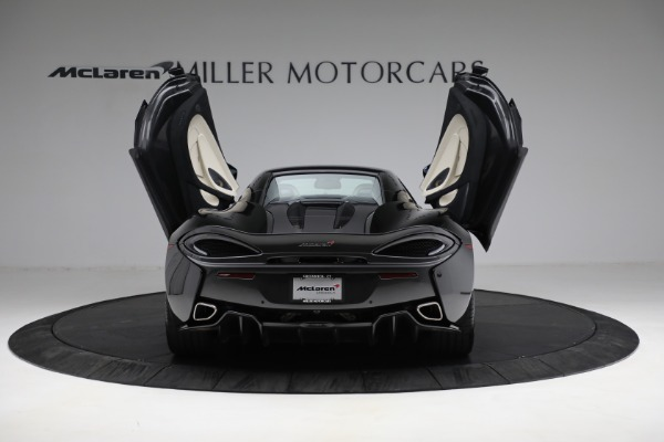 New 2018 McLaren 570S Spider for sale Sold at Alfa Romeo of Westport in Westport CT 06880 25