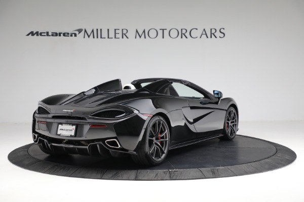 New 2018 McLaren 570S Spider for sale Sold at Alfa Romeo of Westport in Westport CT 06880 7