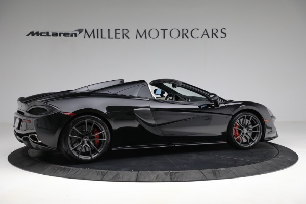 New 2018 McLaren 570S Spider for sale Sold at Alfa Romeo of Westport in Westport CT 06880 8