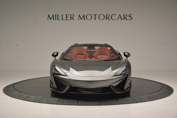 New 2018 McLaren 570S Spider for sale Sold at Alfa Romeo of Westport in Westport CT 06880 12