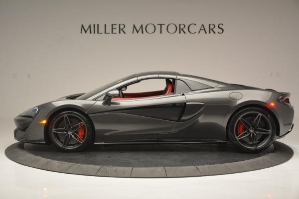 New 2018 McLaren 570S Spider for sale Sold at Alfa Romeo of Westport in Westport CT 06880 16