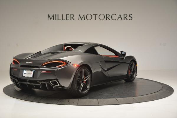 New 2018 McLaren 570S Spider for sale Sold at Alfa Romeo of Westport in Westport CT 06880 19