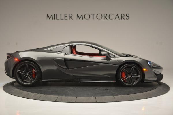 New 2018 McLaren 570S Spider for sale Sold at Alfa Romeo of Westport in Westport CT 06880 20