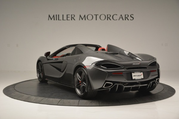 New 2018 McLaren 570S Spider for sale Sold at Alfa Romeo of Westport in Westport CT 06880 5