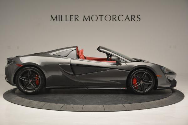 New 2018 McLaren 570S Spider for sale Sold at Alfa Romeo of Westport in Westport CT 06880 9