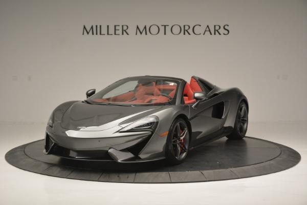 New 2018 McLaren 570S Spider for sale Sold at Alfa Romeo of Westport in Westport CT 06880 1