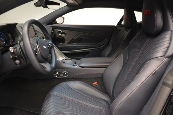Used 2017 Aston Martin DB11 V12 for sale $149,900 at Alfa Romeo of Westport in Westport CT 06880 10