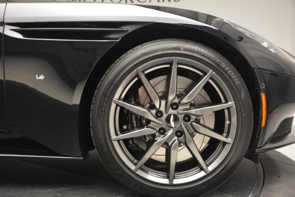 Used 2017 Aston Martin DB11 for sale Sold at Alfa Romeo of Westport in Westport CT 06880 16