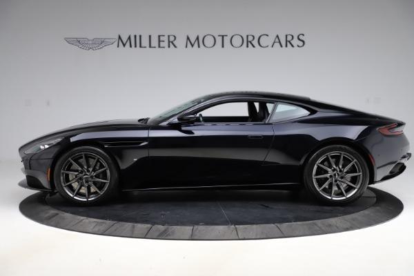 Used 2017 Aston Martin DB11 V12 for sale $149,900 at Alfa Romeo of Westport in Westport CT 06880 2