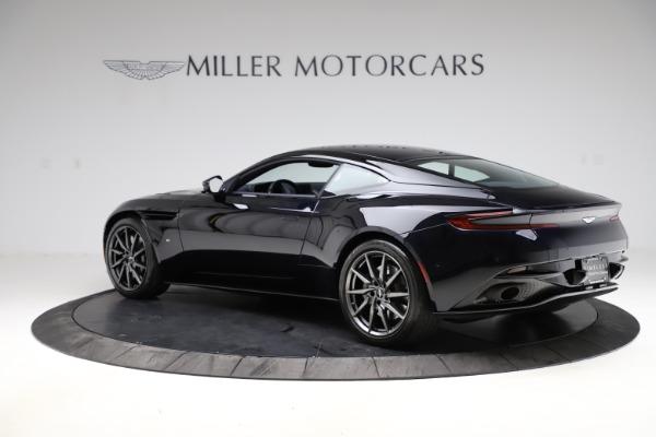 Used 2017 Aston Martin DB11 V12 for sale $149,900 at Alfa Romeo of Westport in Westport CT 06880 3