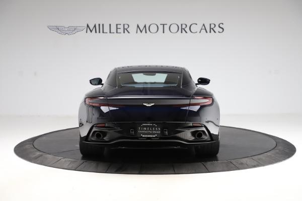Used 2017 Aston Martin DB11 V12 for sale $149,900 at Alfa Romeo of Westport in Westport CT 06880 4