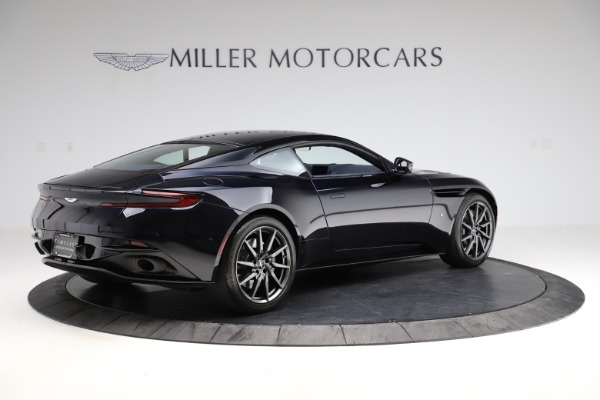 Used 2017 Aston Martin DB11 for sale Sold at Alfa Romeo of Westport in Westport CT 06880 6