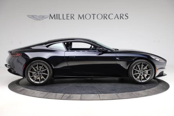 Used 2017 Aston Martin DB11 V12 for sale $149,900 at Alfa Romeo of Westport in Westport CT 06880 7