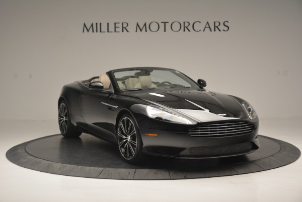 Used 2015 Aston Martin DB9 Volante for sale Sold at Alfa Romeo of Westport in Westport CT 06880 11