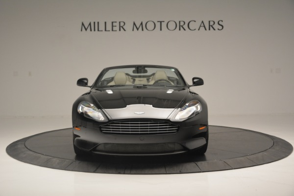 Used 2015 Aston Martin DB9 Volante for sale Sold at Alfa Romeo of Westport in Westport CT 06880 12