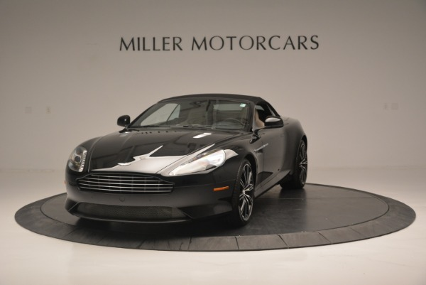 Used 2015 Aston Martin DB9 Volante for sale Sold at Alfa Romeo of Westport in Westport CT 06880 13