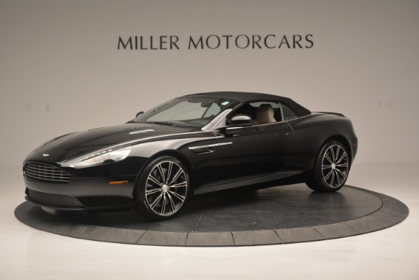 Used 2015 Aston Martin DB9 Volante for sale Sold at Alfa Romeo of Westport in Westport CT 06880 14
