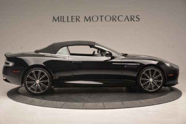 Used 2015 Aston Martin DB9 Volante for sale Sold at Alfa Romeo of Westport in Westport CT 06880 16