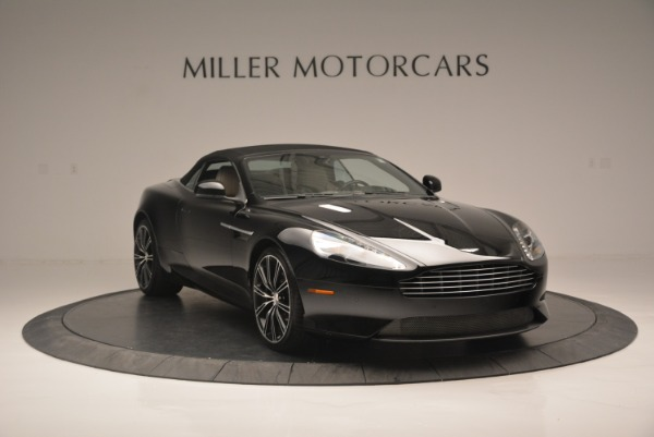 Used 2015 Aston Martin DB9 Volante for sale Sold at Alfa Romeo of Westport in Westport CT 06880 18