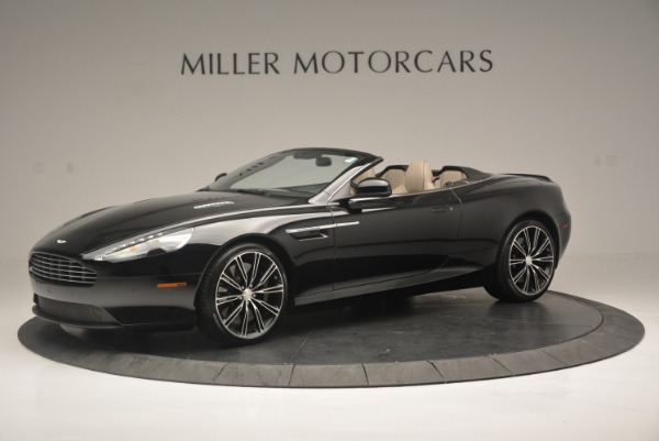 Used 2015 Aston Martin DB9 Volante for sale Sold at Alfa Romeo of Westport in Westport CT 06880 2