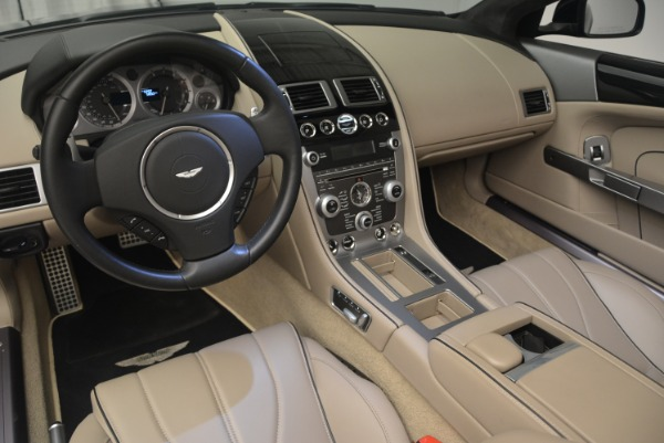 Used 2015 Aston Martin DB9 Volante for sale Sold at Alfa Romeo of Westport in Westport CT 06880 20